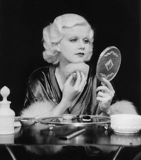 Jean harlow make up