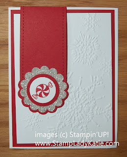 Book Mark Card made with Stampin'UP! product