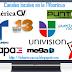 Ratings de la TVboricua: Top 50 (15 de diciembre al 14 de enero de 2012)