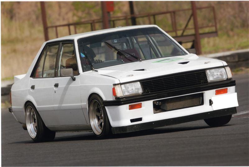 Mitsubishi Lancer A170, stare sportowe auta, motoryzacja z lat 80, JDM, japońskie fury, galeria, fotki, 4G63 turbo, スポーツカー、 クラシックカー、 日本車