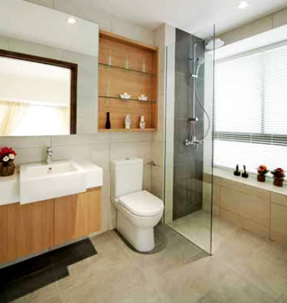 Bathroom design singapore for Bathroom designs singapore