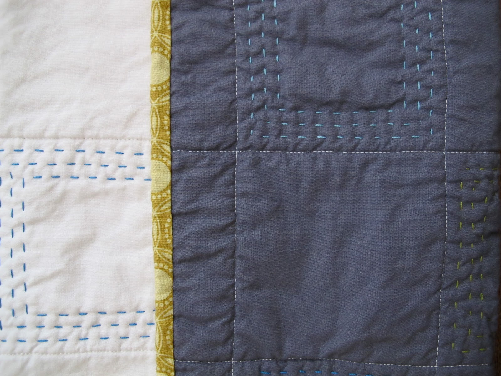 Six White Horses Patchwork Without The Patchwork
