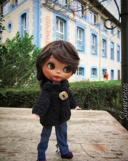 Basaak doll museo boinas la encartada