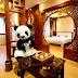 Uniknya Hotel Panda di Cina