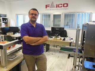 David Jimenez, FAICO, visión artificial, entrevista