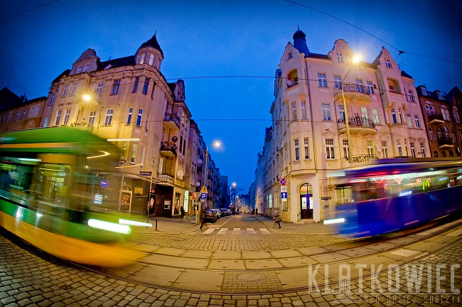 Poznań: w sercu secesyjnych Jeżyc