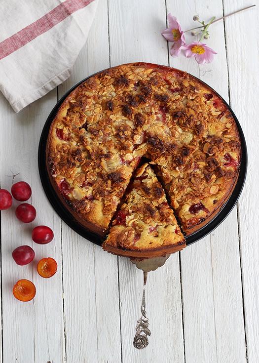 Mirabellenkuchen Rezept Herbstkuchen  Foodblog Holunderweg18