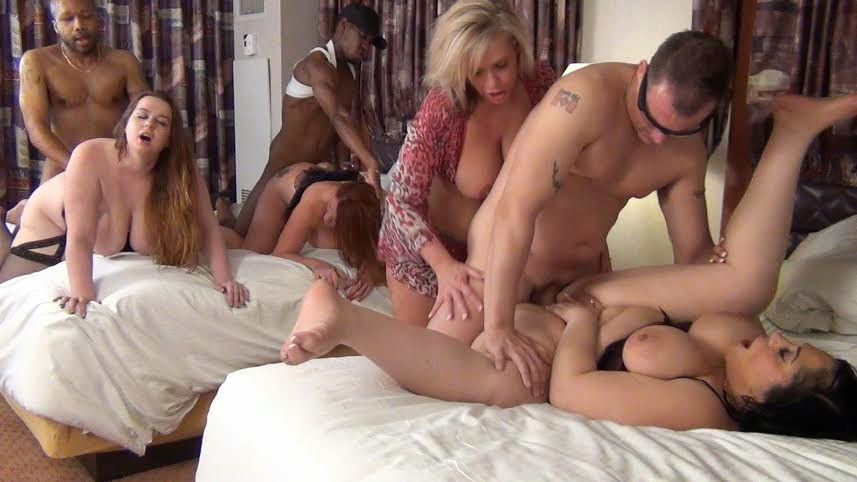 Bella donna gangbang auditions 6