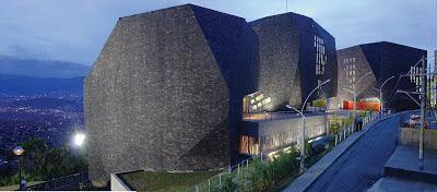 Biblioteca España-Maravilla-Medellín-Colombia