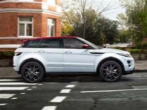 Edisi Khusus Range Rover Evoque NW8 2015