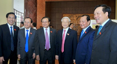 Ai sẽ là Tổng bí thư ĐCSVN khóa 12: Tại sao Nguyễn Phú Trọng không tái ứng cử