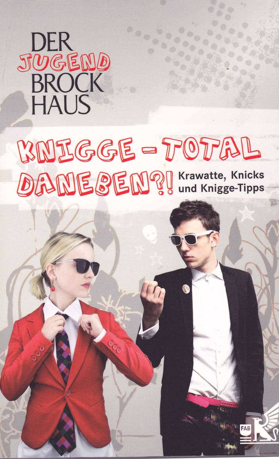 Danjeschkas tests buchrezension knigge total daneben for Knigge besteck