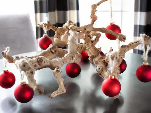 Coastal inspired holiday decorating ideas for christmas 2013