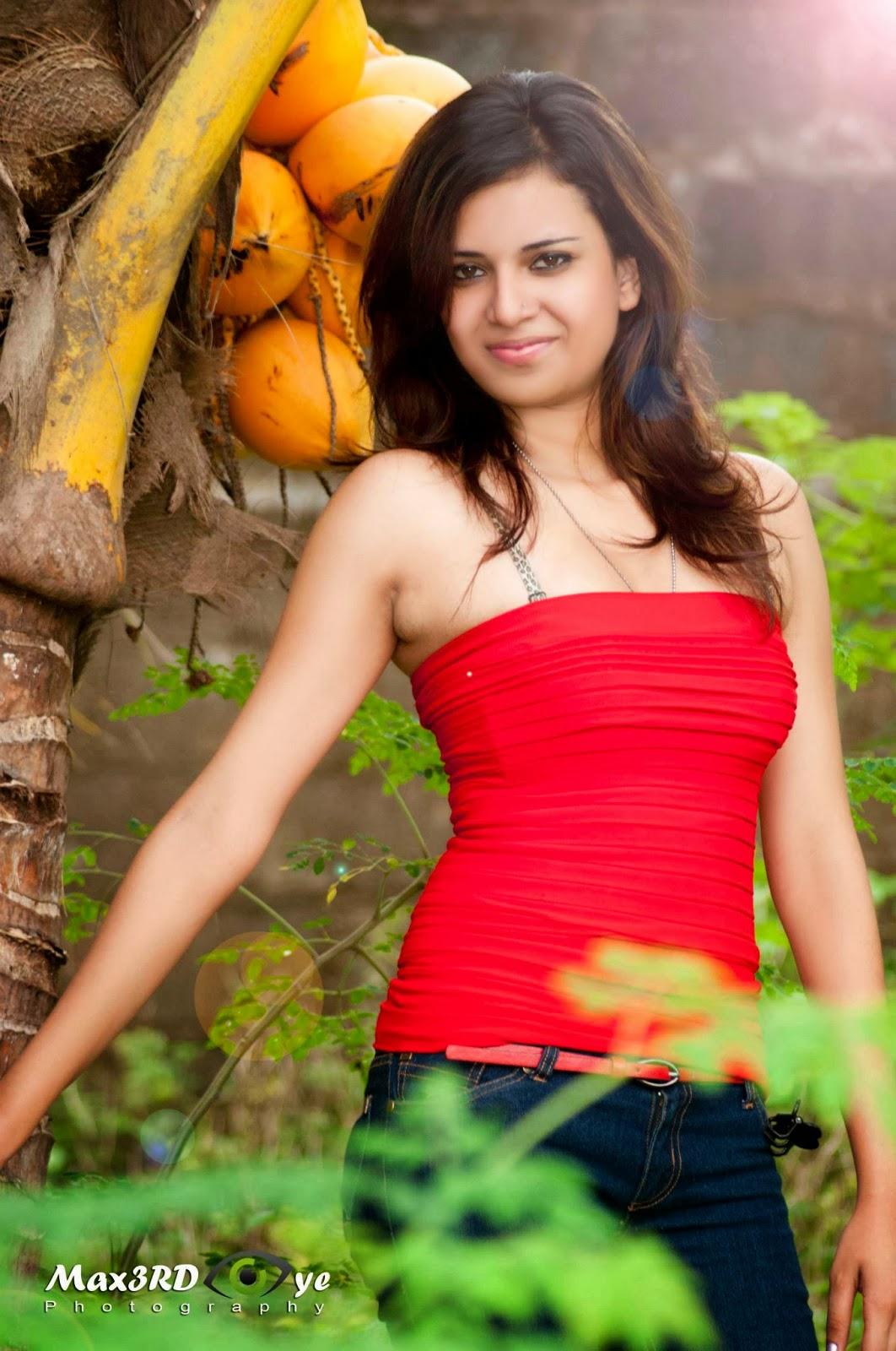 Sachini Wickremasinghe red