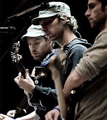 Todo preparado para el concierto de Coldplay en Madrid