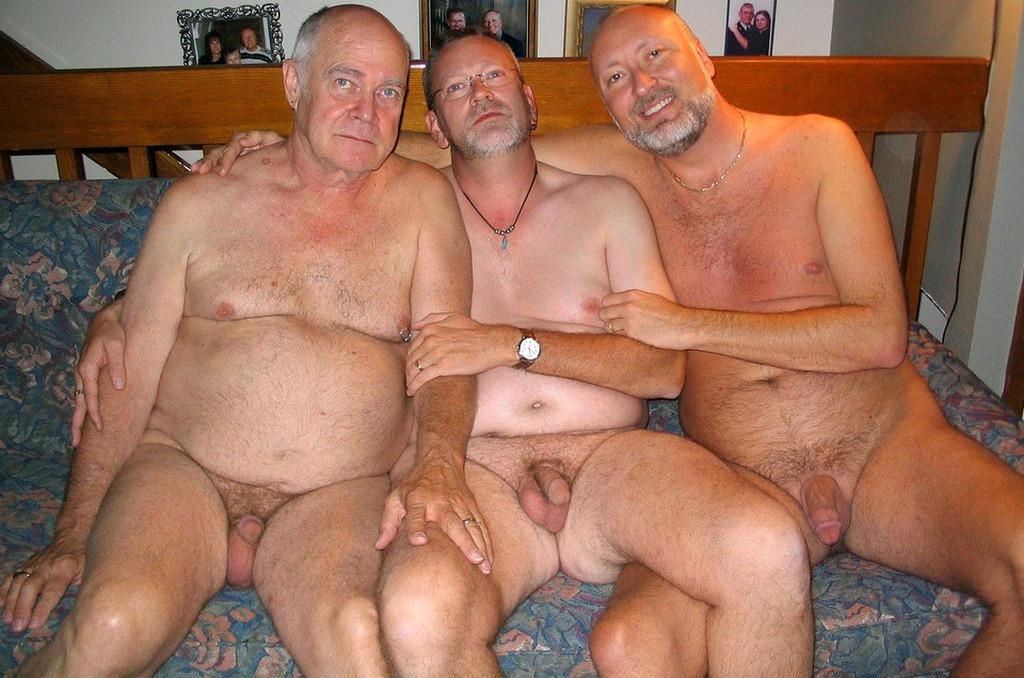 bi mature senior men