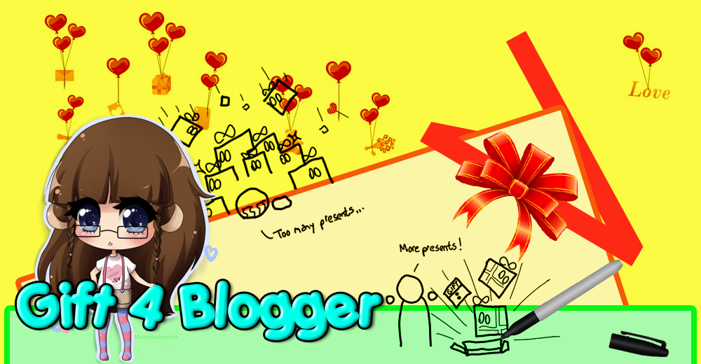 Gift 4 Blogger