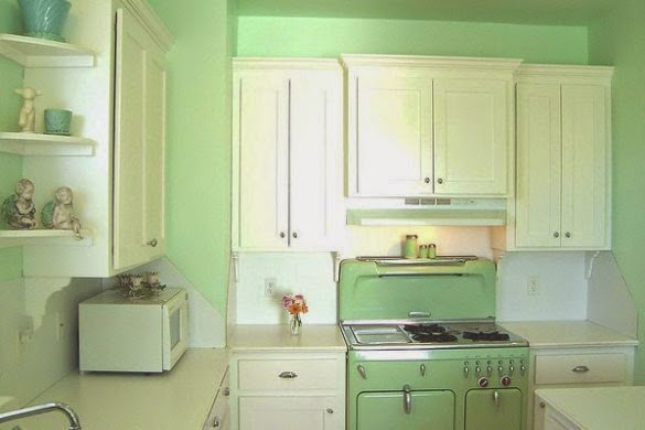 Vintage Wall Paint Colors