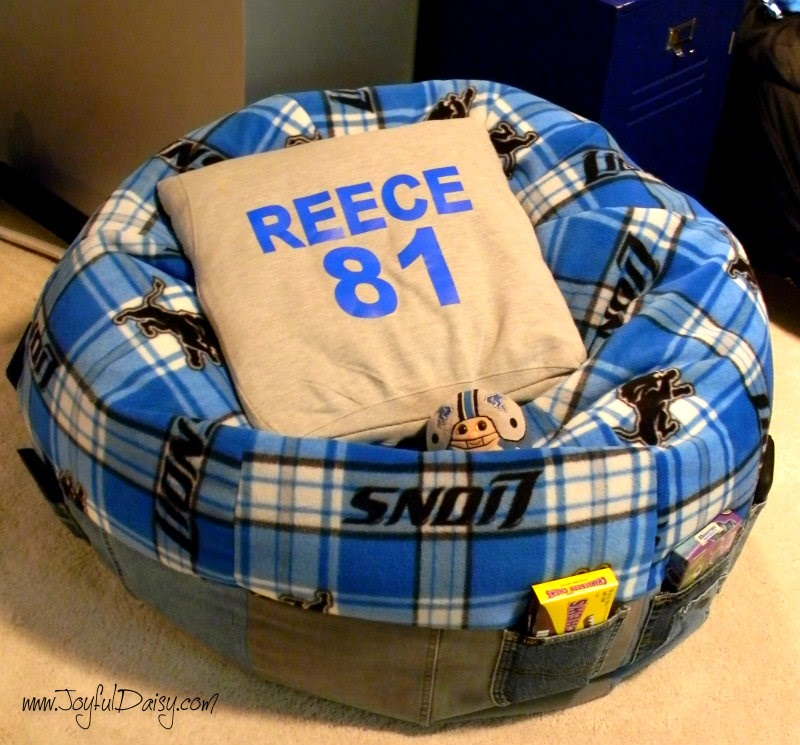 http://joyfuldaisy.com/how-to-make-a-bean-bag/