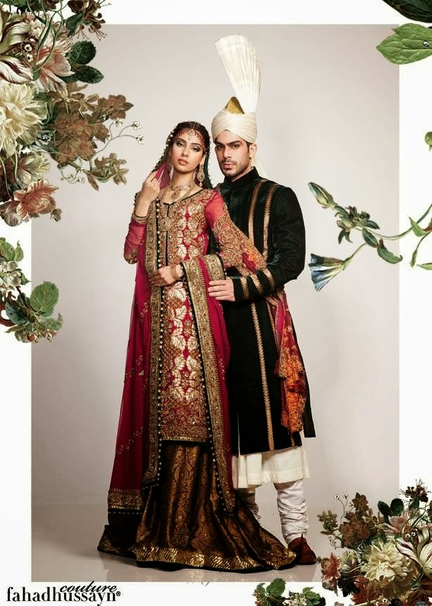 Pakistani Cultural Bridal Dresses