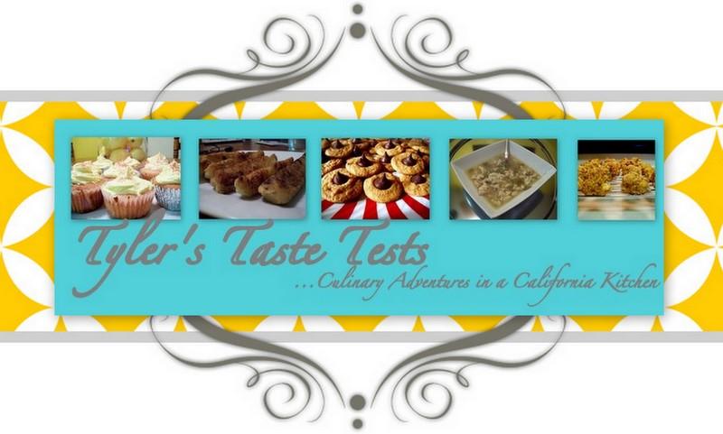 Tyler's Taste Tests