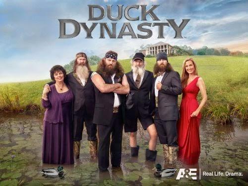 Duck Dynasty: 1°, 2°, 3° e 4° Temporadas Completas