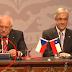 Presiden Republik Czech Ini Kantoi Mencuri Pen  Semasa Konferens Berlangsung.