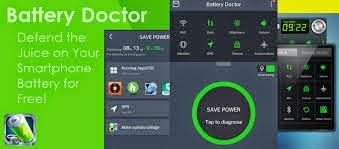 Aplikasi Penghemat daya baterai android