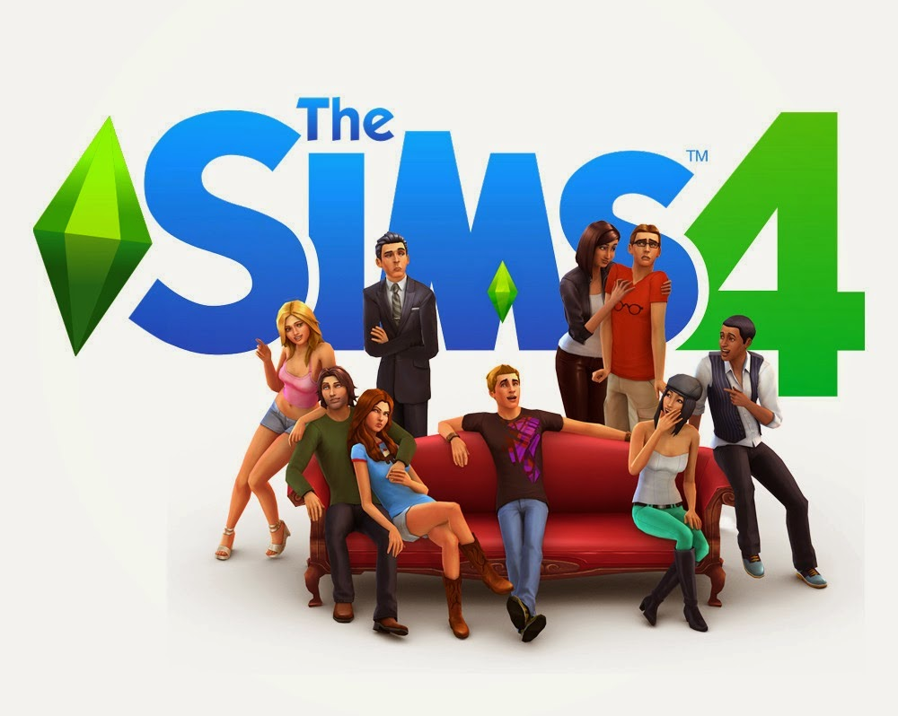 The Sims 4 + Update RELOADED PC Full Version Crack Cover