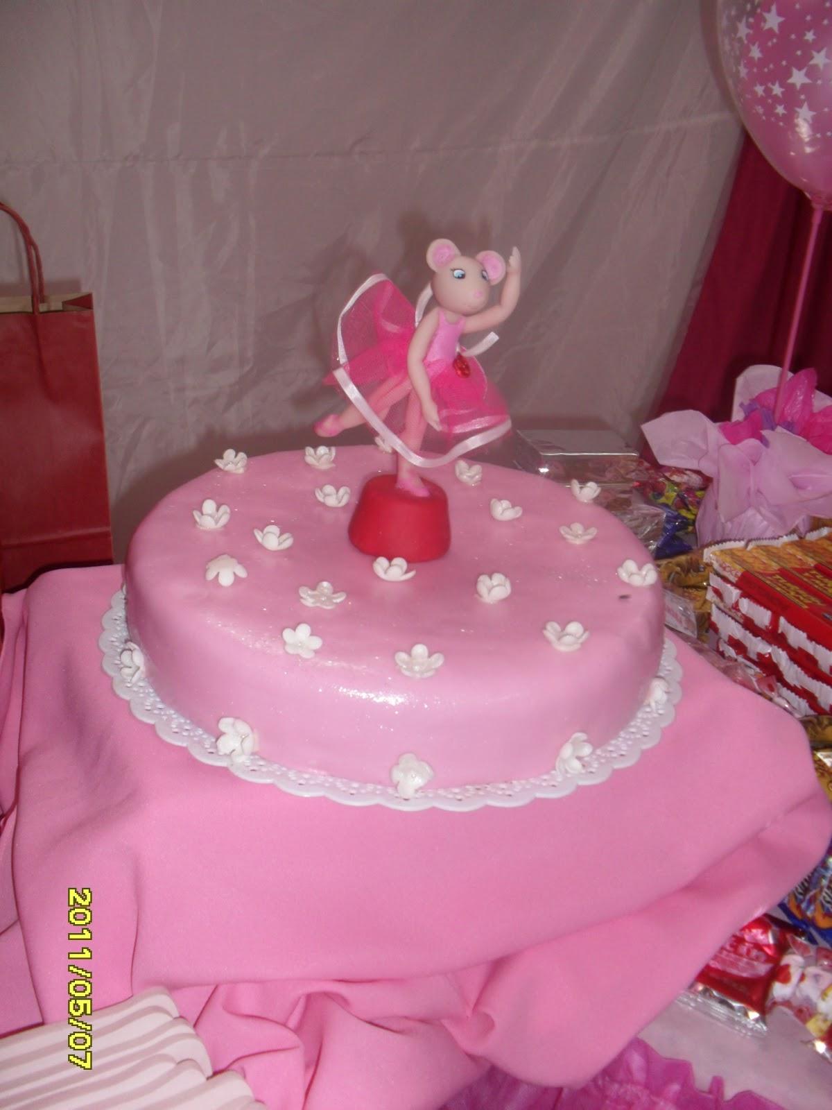 torta angelina ballerina
