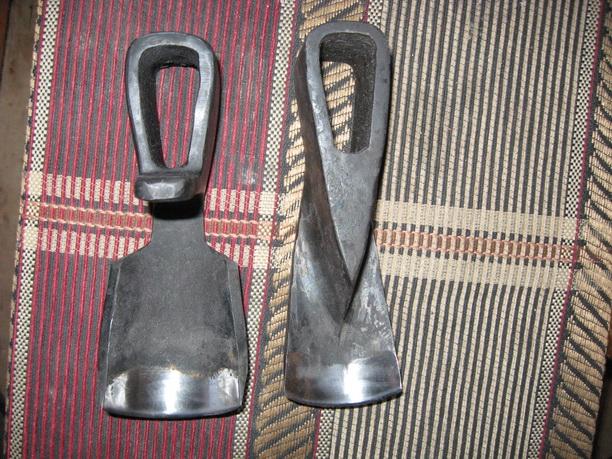 Тесло инструмент плотника своими руками 5