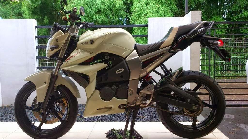 Kreasi Modifikasi Yamaha Byson Mentereng