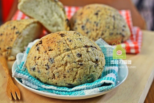 肉桂打噴嚏: 邀稿*巧克力脆片菠蘿麵包