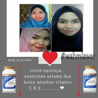 guna vitamin c dan vitamin e