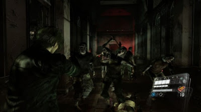 Resident Evil 6 PC Gameplay Youtube