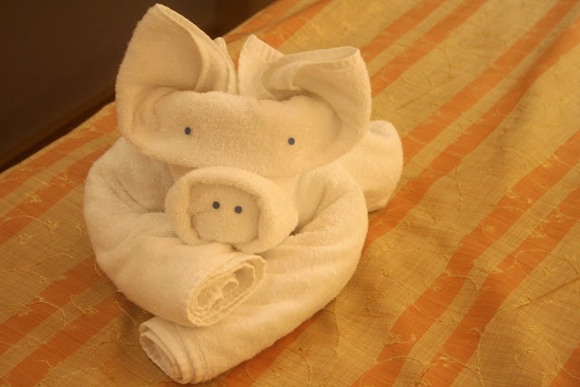 Paper Crafts Origami For Kids Towel Origami Pig