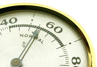 El test del higrómetro es esencial para comprobar la humedad
