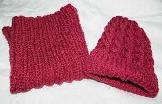 czapka i komin