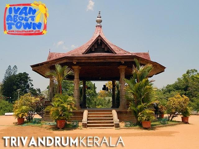Napier Museum, Trivandrum, Kerala, India