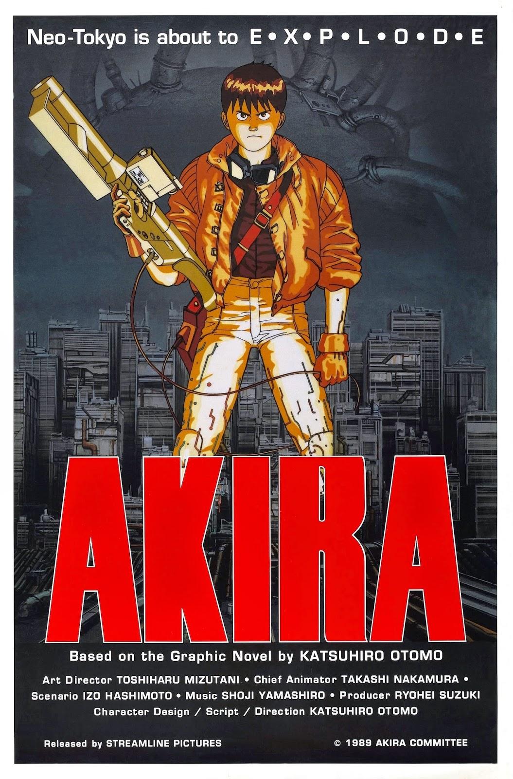 Akira - HD 720p