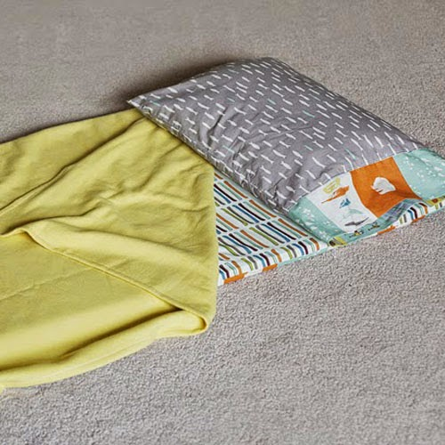 Tutorial | Sleepy Head Nap Mat