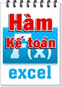 Hàm Excel thường dùng trong Kế toán.