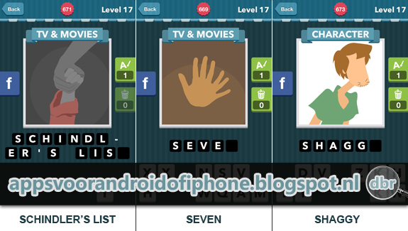 Icomania Level 17: cheats, hints, oplossingen en antwoorden