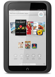 Barnes & Noble NOOK HD - Full tablet specifications/SPECS