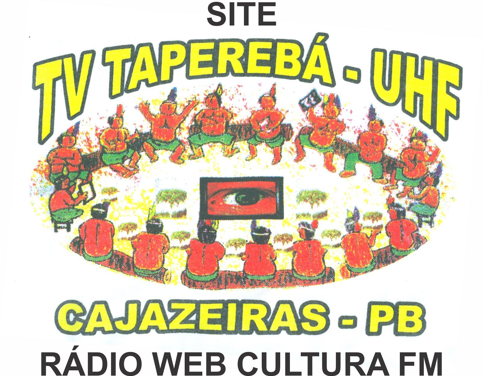 BREVE  TV  TAPEREBA NA  INTERNET