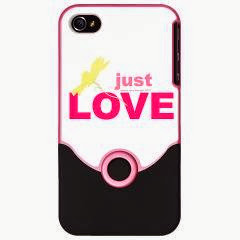 NEW!! Just LOVE iPhone 4 Slider Case