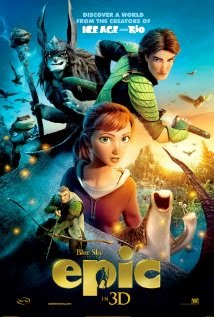 Watch Epic 2013 Online Free Putlocker