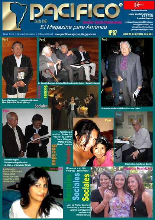 Revista Pacífico Nº 37 Social Internacional