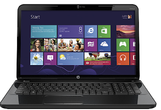 HP Pavilion g7-2340dx Specifications