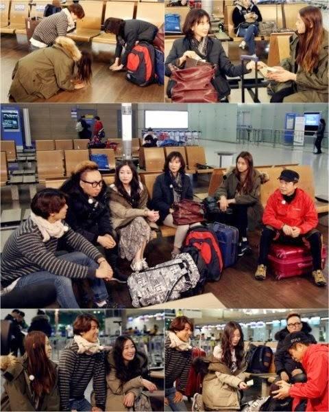 韓國綜藝 勇敢的家族 線上看